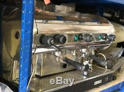 Refurbished CMA Astoria 2 Group Dual Fuel Lpg Espresso Coffee Machine
