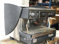 Refurbished Dual Fuel Magister Kappa Compact 2 Group Espresso Coffee Machine