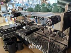 Rocket Boxer 2 Group Espresso Machine Plus Barista Equipment