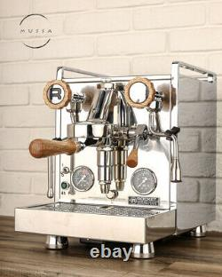 Rocket espresso OAK kit, R58/R60v/Giotto/Mozzafiato/Appartamento with naked group