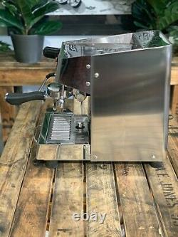 Royal Junior Semi-automatic 1 Group Stainless Steel Espresso Coffee Machine Sale
