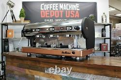 San Marino Lisa (AKA Astoria Rio) 3 Group Commercial Espresso Coffee Machine