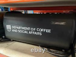 Sanremo Verona RS 3 Group Coffee Espresso Machine