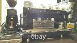 Sanremo Zoe 2 Group Commercial Espresso Italian Coffee Machine & Evo Grinder