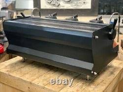 Synesso Cyncra 3 Group Custom Black Timber Handles Espresso Coffee Machine Cafe