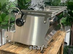 Synesso Cyncra 3 Group Stainless Steel Espresso Coffee Machine Commercial Cafe