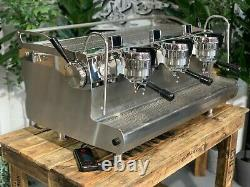 Synesso Mvp 3 Group Stainless Espresso Coffee Machine Commercial Wholesale Cafe