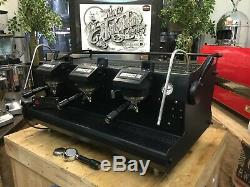 Synesso Sabre 3 Group Custom Matte Black Espresso Coffee Machine Commercial Cafe