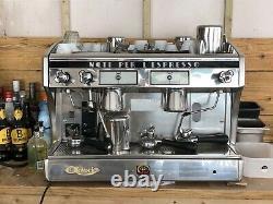 Twin Group Espresso Machine Bargain