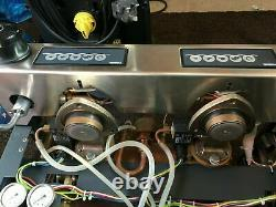 Two (2)x Reneka Viva Coffee Espresso Machine- 2 Group Single Phase- SUPER CHEAP