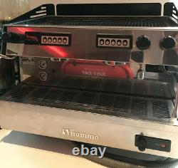 Used Alantic 2 Group Fiamma Coffee Espresso Machine