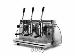 Victoria Arduino Athena Classic Leva 3 Group Commercial Espresso Machine