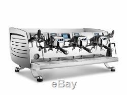 Victoria Arduino Black Eagle T3 Gravimetric 3 Group Commercial Espresso Machine