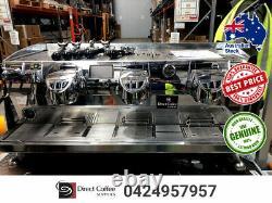 Victoria Arduino Black Eagle T3 Gravimetric 3 Group Espresso Coffee Machine