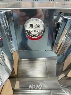Victoria Arduino VA358 White Eagle 3 Group Coffee Espresso Machine