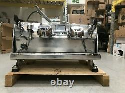 Victoria Arduino VA388 Black Eagle Espresso Machine Volumetric/2 group