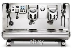 Victoria Arduino White Eagle Volumetric T3 2 Group Commercial Espresso Machine