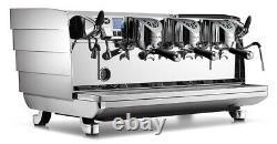 Victoria Arduino White Eagle Volumetric T3 3 Group Commercial Espresso Machine