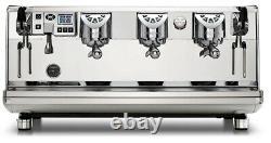 Victoria Arduino White Eagle commercial 3 Digit Espresso Machine 2 & 3 Group