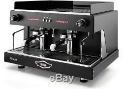 WEGA PEGASO NEW £2750+ Vat, 2 GROUP ESPRESSO CAPPUCCINO MACHINE 07799800636