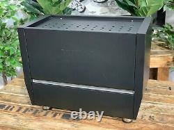 Wpm Kd-510 2 Group Brand New Black Espresso Coffee Machine Commercial Wholesale