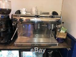 2 Cappuccino Automatique Groupe Machine À Café Espresso. Coupe Haute Expobar G10
