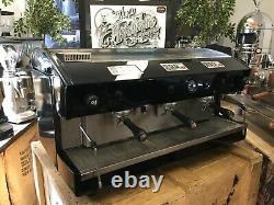 Astoria Espressimo 3 Groupe Noir Et Gris Métallique Espresso Café, Café, Machine