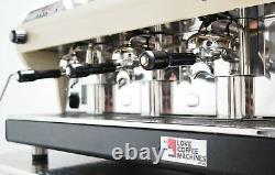 Astoria Marisa 3 Groupe Commercial Cafe Espresso Machine Crème Luxueuse