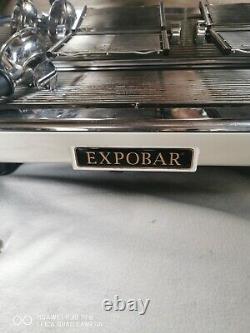 Automatique Commercial Carat Eco Display 2groupe Espresso Machine À Café Électronique