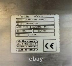 Bezzera Ellisse 2 Groupe Espresso Machine À Café 220-230volt