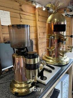 Brasilia Belle Époque 1 Groupe Espresso Machine