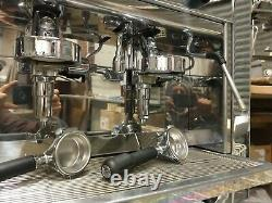 Brasilia Gradisca 3-group Automatique Espresso Coffee Machine
