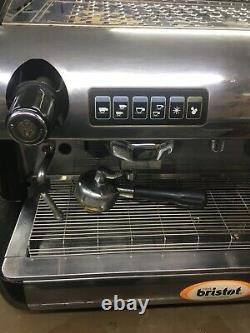 Bridot 2 Groupes Machine À Café Espresso Manuelle