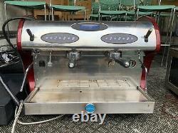 Carimali Kicco 2, 2 Groupe Espresso Coffee Machine Ref A