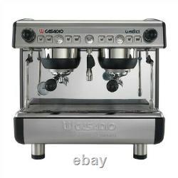 Casadio Undici A2 Compact 2 Groupe Espresso Coffee Machine (120&220 Volts)