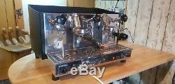 Classique Traditionnel Izzo E61 Café Espresso Machine 2 Groupe Semi-automatique