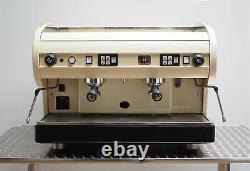 Cma Astoria 2 Groupe Lisa Café Espresso Machine Crème Rêveuse De Luxe