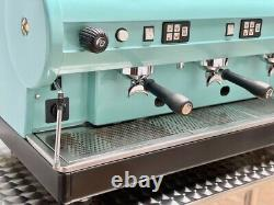 Cma Astoria 3 Groupe Lisa Café Espresso Machine Bébé Bleu