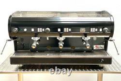 Cma Astoria 3 Groupe Lisa Café Espresso Machine Jet Noir