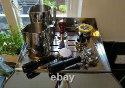 Commercial Espresso Machine Vibiemme / Vbm Lollo 1 Groupe
