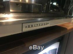 Commercial Machine À Café / Espresso Britesso Pleine Taille 2-groupe