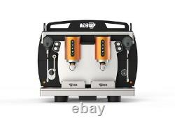 Commercial Wega Wbar 2 Groupe Espresso Machine À Café