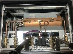 Conti 2 Groupe Dual Carburant Lever Espresso Machine, Semble Jamais Utilisé