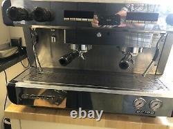 Conti CC 100 Espresso Machine À Café 2 Groupe Traditionnel Barista