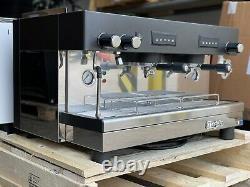 Dual Fuel New Italian Magister 2 Groupe Machine À Café Espresso Entièrement Automatique