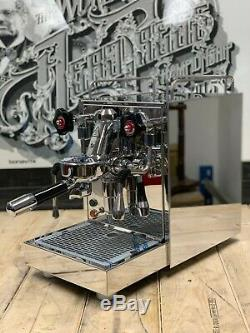 Ecm Mechanika V Slim 1 Groupe Acier Inoxydable Marque New Machine À Café Espresso
