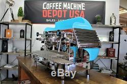 Elektra Barlume 2 Groupe (affichage Modèle) Machine À Café Expresso Commercial