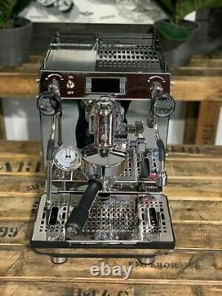 Expobar Crem One Flambant Neuf Dual Boiler Pid 1 Groupe Espresso Coffee Machine Accueil
