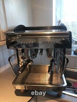 Expobar G10 Compact (2 Groupe) Grande Machine À Café Espresso
