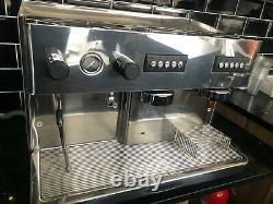 Expobar Megacrem Display Commercial Espresso Machine À Café 2 Groupes Et Broyeur